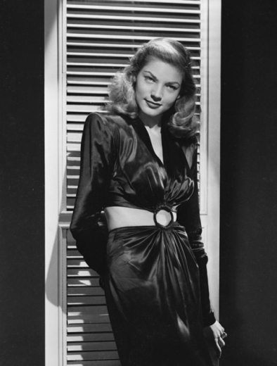 Lauren Bacall + To Have and Have Not 2